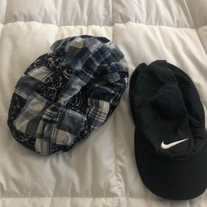 Baby golf hat and toddler cap